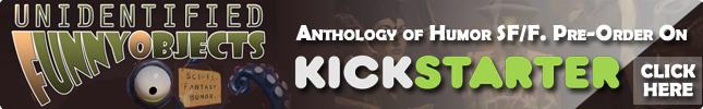 UFO Kickstarter Campaign