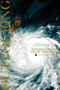 Outpouring Yolanda antho cover