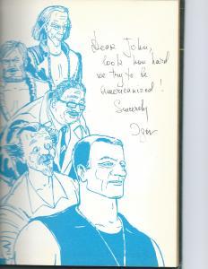 Bulychev sig Comic Book