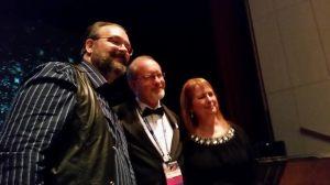Bryan Thomas Schmidt, Kevin J. Anderson and Rebecca Moesta.