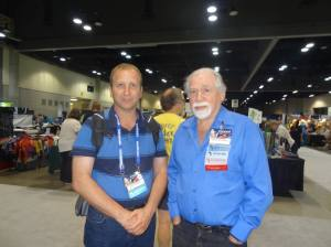 Ron Friedman and Bob Silverberg.